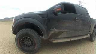 2012 Ford Raptor. Saints Offroad!