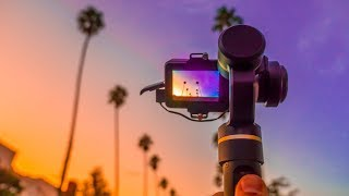 This GoPro 6 GIMBAL is AWESOME! Feiyutech G5