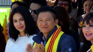 """Chiều nhạc """"Người Yêu Nước"""" với Việt Khang tại Little Saigon Nam California - Phần 1"""