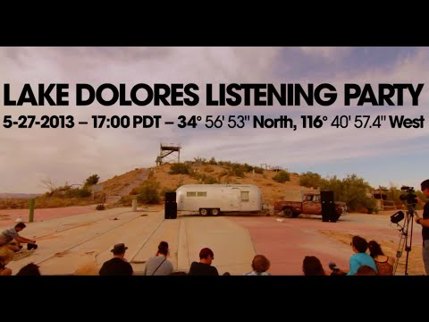 Boards of Canada - Tomorrows Harvest - Lake Dolores Listening Party - 5/27/2013