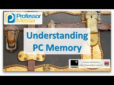 Descargar Video Understanding PC Memory - CompTIA A+ 220-901 - 1.3