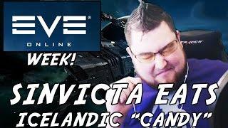 "Icelandic ""candy"" Taste Test + Eve Online Week!"