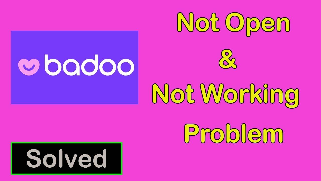 Not working wifi badoo on ✅ How