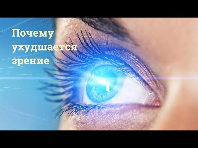Почему ухудшается зрение, слух, болит голова и шум в ушах. Что делать?