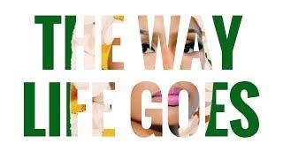 NICKI MINAJ - THE WAY LIFE GOES (REMIX) VERSE | LYRIC VIDEO