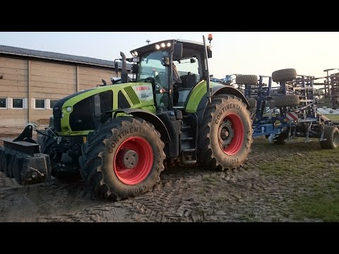 Claas Axion 950 der sanfte Riese-Claas Axion 950 the gentle giant