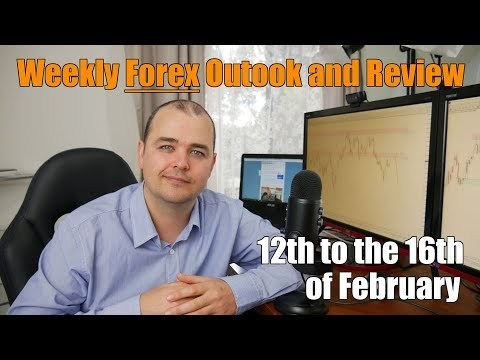 Weekly Forex Review - 12th to the 16th of February