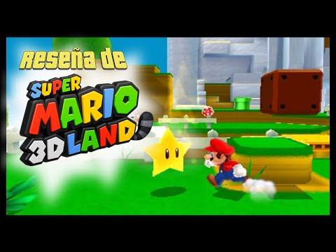 Reseña Super Mario 3D Land
