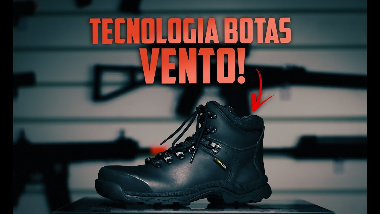861660af3 REVIEW TECNOLOGIA BOTAS VENTO NANOX 100% IMPERMEÁVEL - FALCON ARMAS ...