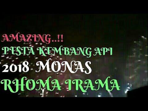 TAHUN BARU 2018 LIVE MONAS | RHOMA IRAMA