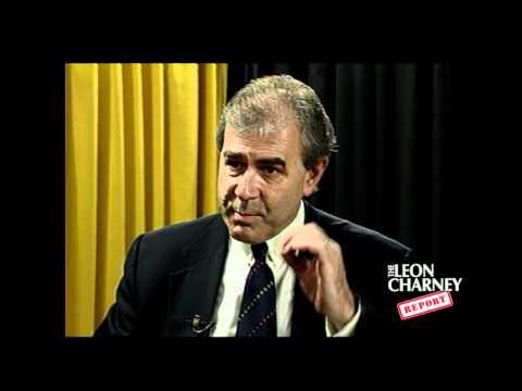 Ambassador Richard Butler 4/16/95 (Segment) | Charney Report