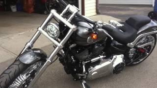 2014 Harley Davidson Breakout Stage 4 Big Bore
