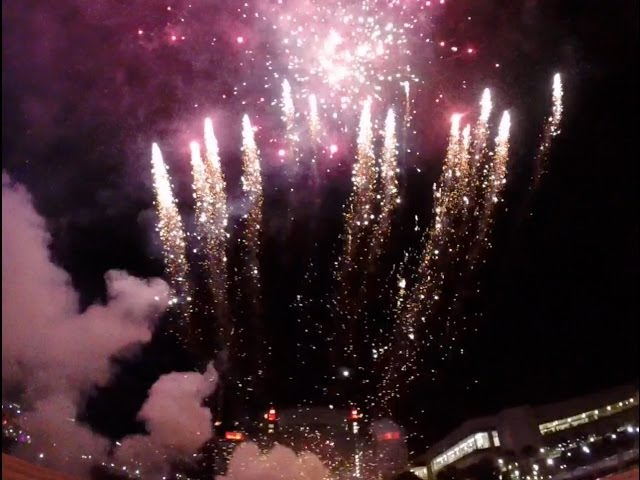 Blaze Exclusive: Fireworks Behind The Scenes and Up Close