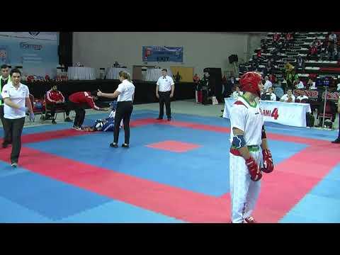 Abel Juhasz V Ibrahim Alzaabi WAKO World Championships 2019