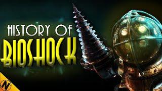 History of BioShock (1994 - 2016)