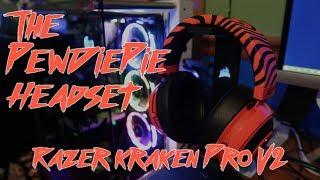 The PewDiePie Headset! (Razer Kraken Pro V2)