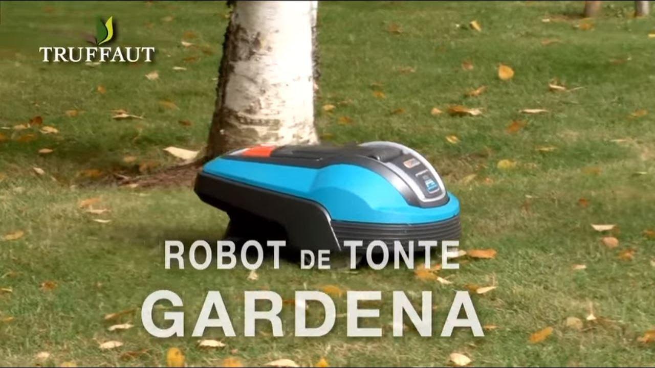 comment utiliser le robot de tonte gardena r70li ? - jardinerie