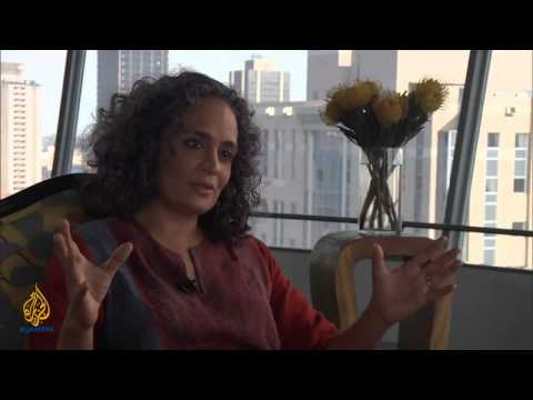 On Al Jazeera: Arundhati Roy on her novel, capitalism, Gandhi, Mandela