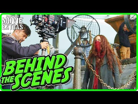 MORTAL ENGINES (2018)   Behind the Scenes of Fantasy Movie & Peter Jackson Interview