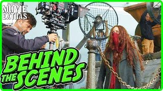 MORTAL ENGINES (2018) | Behind the Scenes of Fantasy Movie & Peter Jackson Interview
