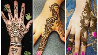 Wow !! Amazing Mehndi Design || Arebic Mehndi || New Heena Mehndi 2018 || Simple Design Mehndi