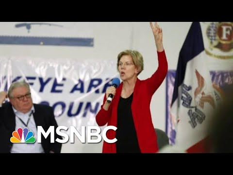Biden, Warren Continue Battling For National Lead Of 2020 Field | Morning Joe | MSNBC
