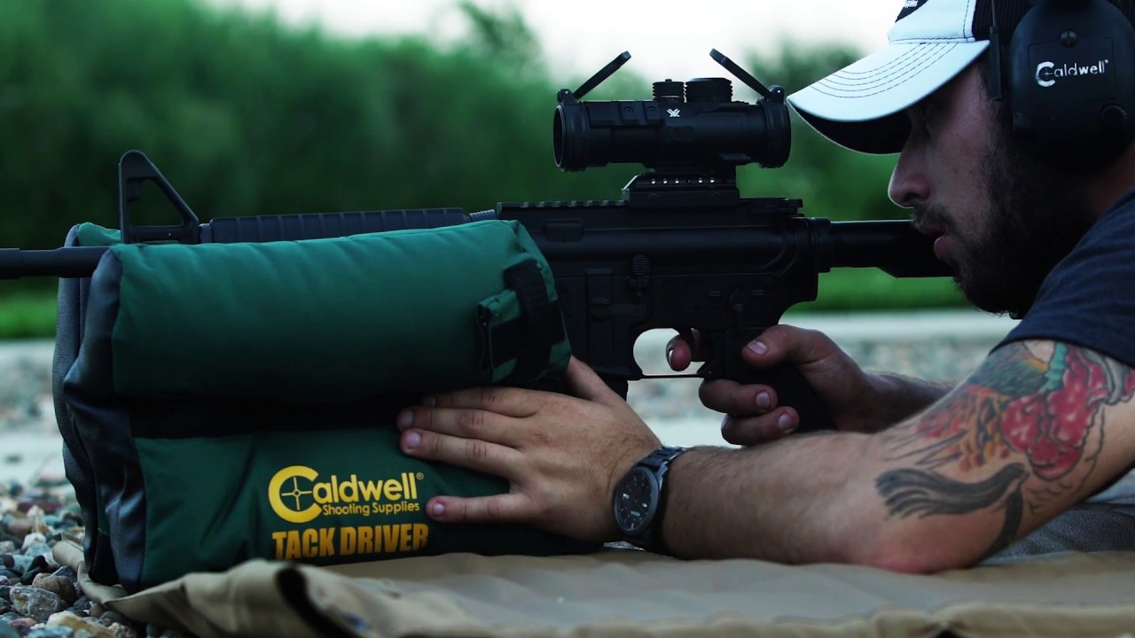 Caldwell Tack Driver Shooting Rest