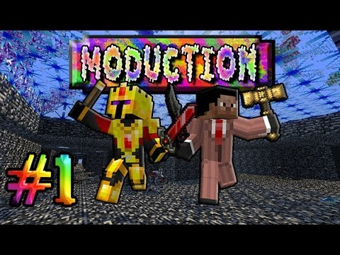 [FR]-Moduction #1 Thunder Staff !-[Minecraft 1.6.4]