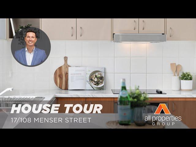 17/108 Menser Street, Calamvale | House Tour | Derrick Williams