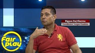 Fair Play With Bigyan Raj Sharma  || Action Sports