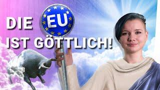 """Franziska Schreiber: """"Die EU ist einfach nur geil!"""""""