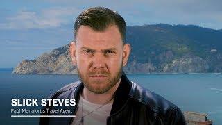 Slick Steves, Paul Manafort's travel agent, shares his top tips!