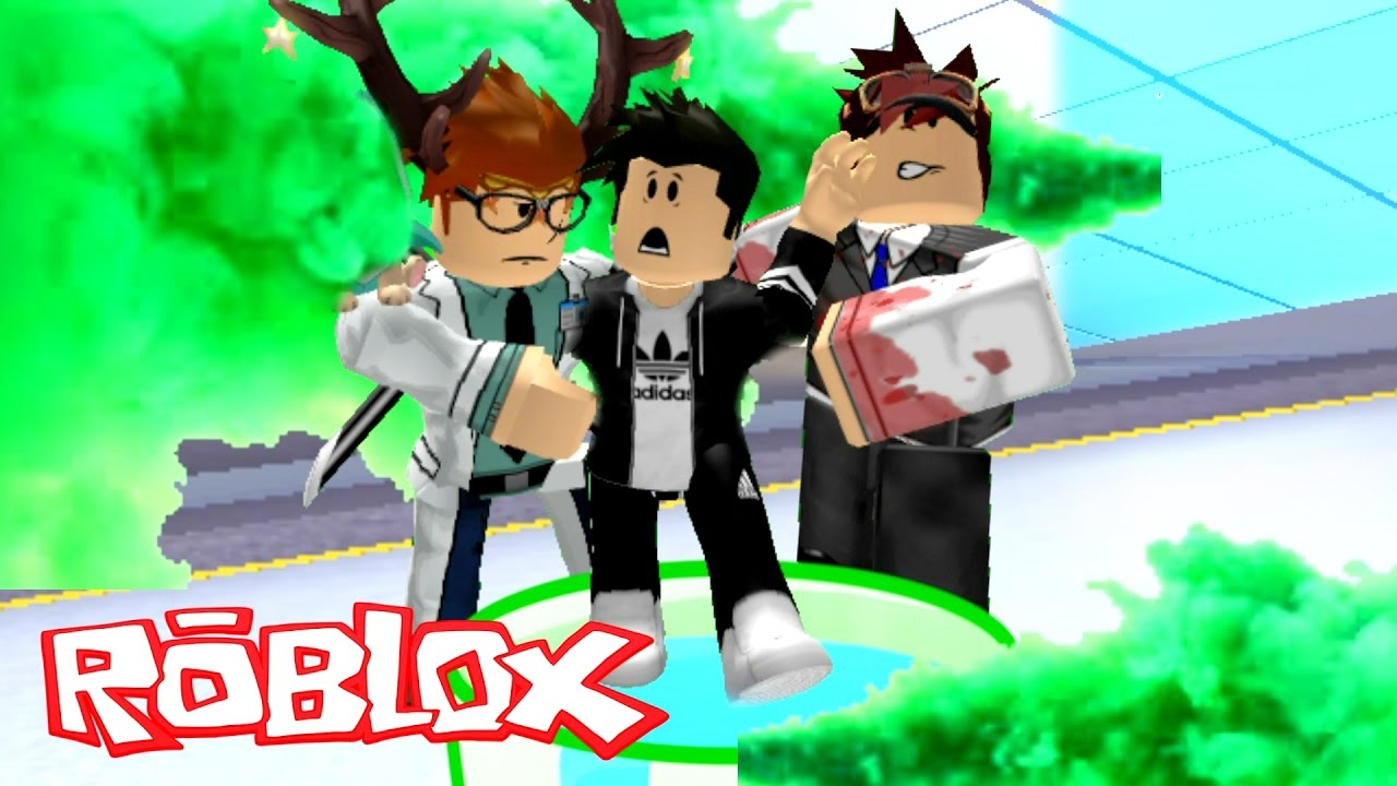 SCIENTISTS DO SOMETHING HORRIBLE TO INNOCENT KID! | Roblox ...