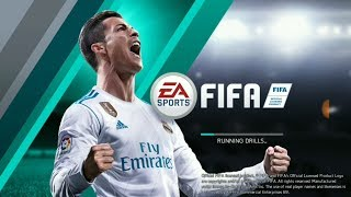 FIFA soccer #gameplay#on Moto G5 Plus