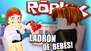 VOGLIONO ROB MY BABY MEL!! | ROBLOX in inglese : Adottami! Roleplay