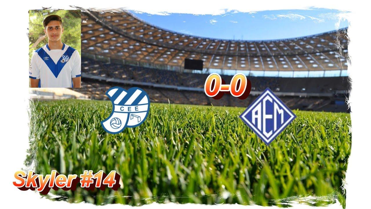 2020-01-19 CE Europa v SE AEM (Juvenile B-div.preferente) video U19 partido 15/game 15