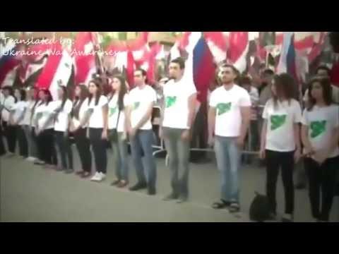 Syria: How the Syrian People greeted Russian pressence & Intervention. Сирийцы встречают Русских.