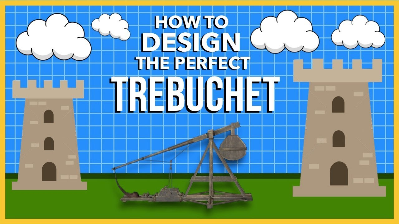 designing a trebuchet optimizing weight and length the short sleeve club [ 1280 x 720 Pixel ]