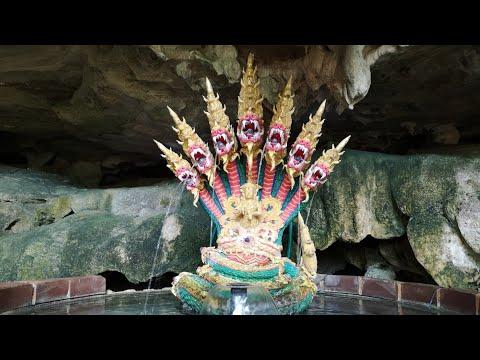 ถ้ำพญานาค วัดถ้ำเขาประทุน unseen ระยอง Phaya Naga Cave  Wat Tham Khao Pratun Unseen Rayong