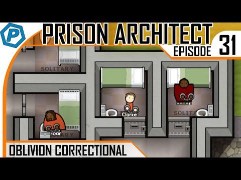 Prison Architect | Oblivion | #31 | Cell block power problems
