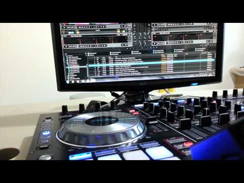 How to use THE Pioneer DDJ-SX with TRAKTOR + ACTIVATION OF LEDS