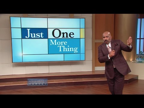 Get the HELL outta here! || STEVE HARVEY