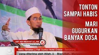 Download [FULL] Amalan Penggugur Banyak Dosa - Ceramah Ustadz Adi Hidayat Terbaru 2019