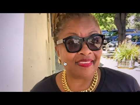 Delores Thomson Of KBLX And TV One Talks Soul Beat Day July 30th 2021 Oakland City Hall 5 PM