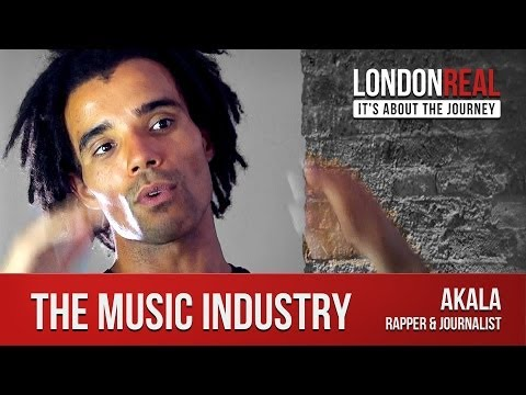 Record Label Truths 101  - Akala | London Real