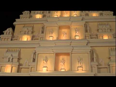 Watching One Of The Pandals Of Kalimata | Dipavali - HD