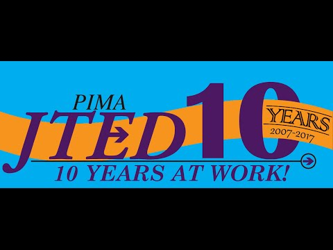 Pima County JTED 10 Years at Work!