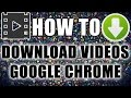 Download Lagu How To: Download Any  On Google Chrome.mp3
