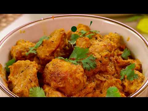 Chicken Mughlai Tikka Recipe By SooperChef (Ramzan Recipe)