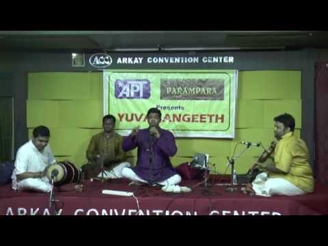 YUVA Sangeeth-PARAMPARA & APT-Shriram Parthasarathy Vocal